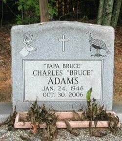 Charles Papa Bruce Adams