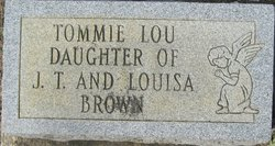 Tommie Lou Brown