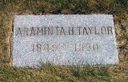 Araminta H. Taylor