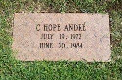 Christina Hope Andre'
