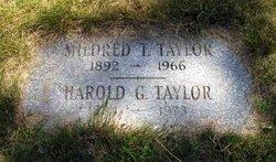Harold G. Taylor