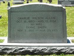 Charlie Wilson Allen
