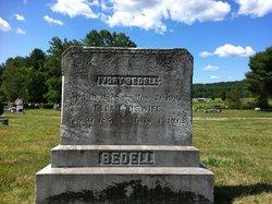 Ella L <i>Buzzell</i> Bedell