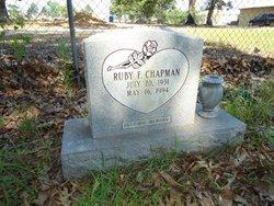 Ruby Jewel <i>Franklin</i> Chapman