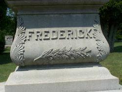 Ann <i>Reid</i> Frederick