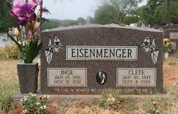 Cletus John Clete Eisenmenger