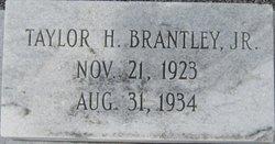 Taylor Harris Brantley, Jr