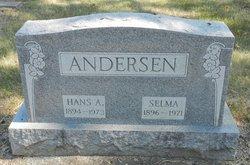 Hans A Andersen
