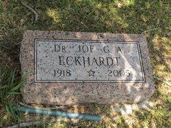 Dr Joe C A Eckhardt