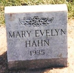 Mary Evelyn Hahn