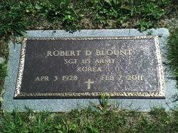 Robert D. Bob Blount