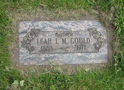 Leah Ivalu Myrtle <i>Bates</i> Gould