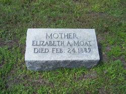 Elizabeth A. <i>Moat</i> Jacobson