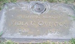 Viola <i>Coggin</i> Overton
