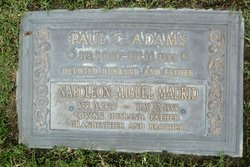 Paul C Adams