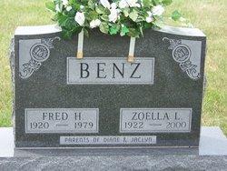 Zoella L. <i>Stephen</i> Benz