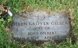 Helen M. <i>Grover</i> Gilbert