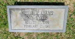 Nellie R. <i>Tyree</i> Adams