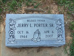 Jerry L Porter, Sr