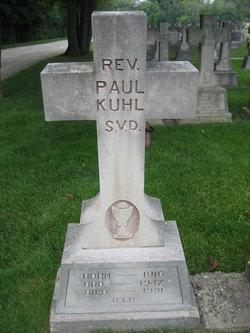 Fr Paul Kuhl