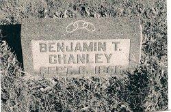 Benjamin Talbert Chanley