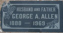 George Alfred Allen