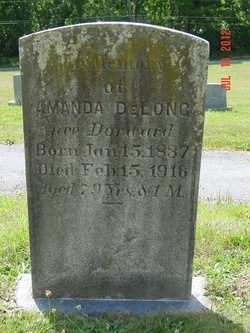 Amanda <i>Dorward</i> DeLong
