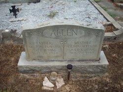 Olivia Jane <i>Allison</i> Allen
