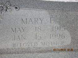 Mary E Lipsey
