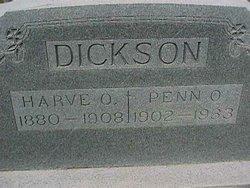 Penn O. Dickson