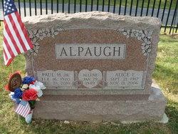 Alice F. <i>Rooney</i> Alpaugh
