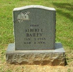 Albert Lee Bailey