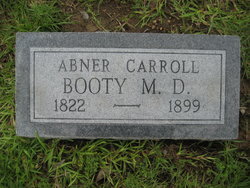 Dr Abner Carroll Booty