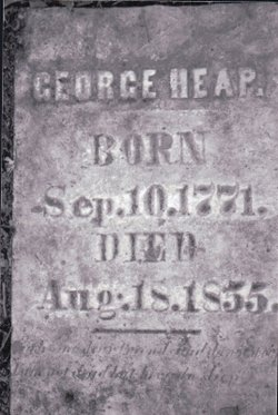 George Washington Heap