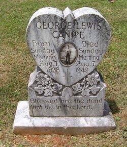 George Lewis Canipe