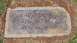 Nola Bailey
