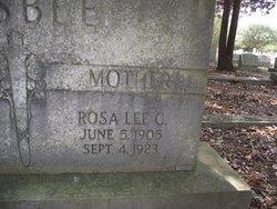Rosa Lee C Busbee