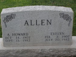 A. Howard Allen