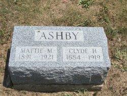 Mattie A <i>Eddy</i> Ashby