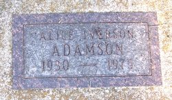 Alice Vionne <i>Iverson</i> Adamson