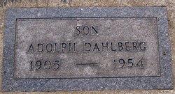 Adolph Dahlberg
