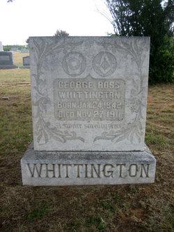 George Ross Whittington