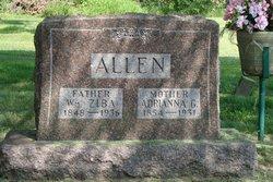 Adrianna Gertrude <i>Dullaard</i> Allen