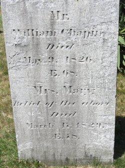 William Chapin, II