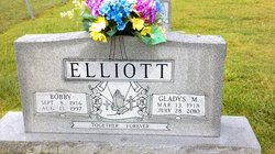 Gladys Virginia <i>Moore</i> Elliott