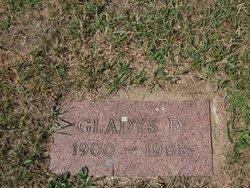 Gladys Burton <i>Daniels</i> Cashen