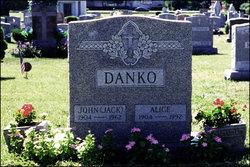 John Joseph Jack Danko