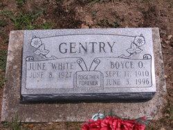 Boyce O. Gentry