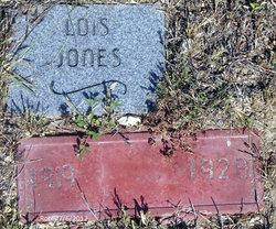 Annie Lois Jones