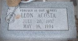 Leon Acosta